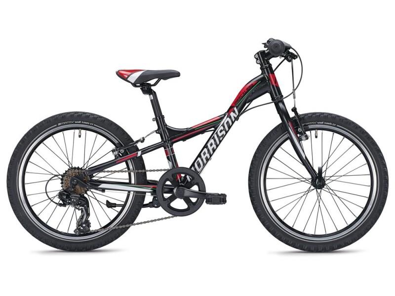 MORRISON MESCALERO X20 Y-Lite / black-red