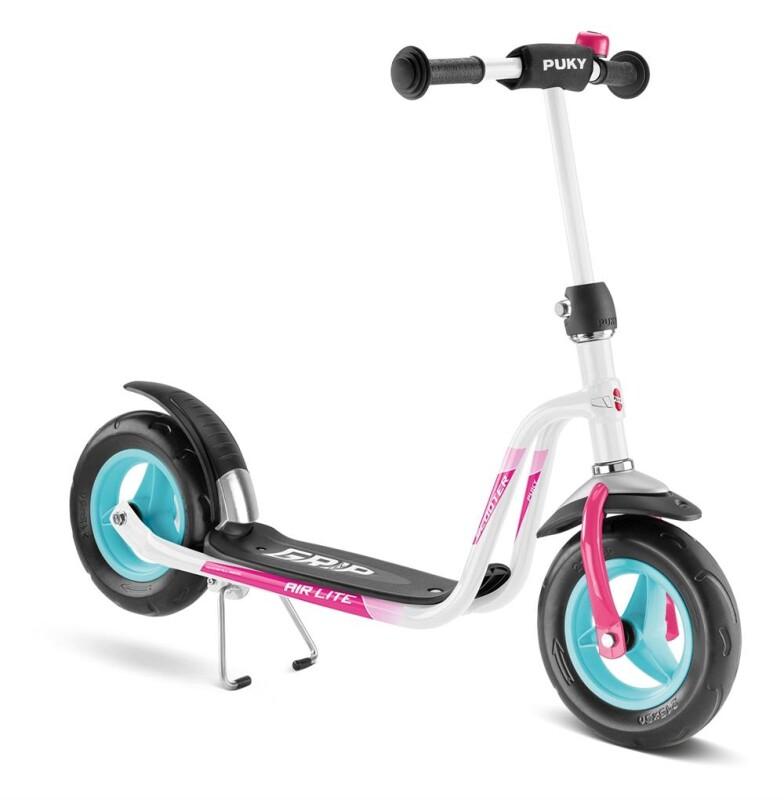 Puky R 03 weiß/pink Kinder / Jugend