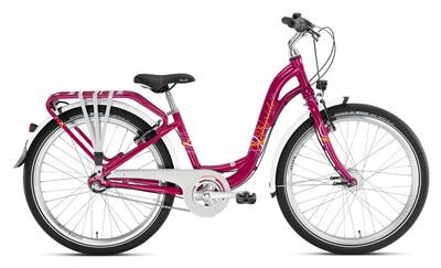 Puky - Skyride 24-7 Alu light berry