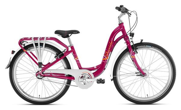 PUKY - Skyride 24-3 Alu light berry