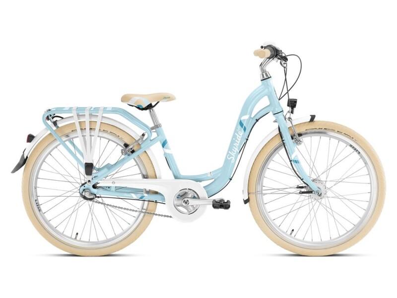 Puky Skyride 24-3 Alu light Classic himmelblau