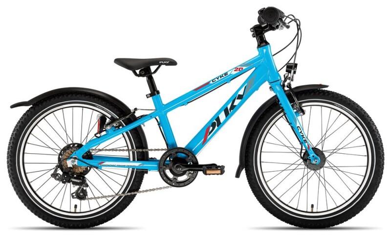 Puky Cyke 20-7 Alu Active fresh blue Kinder / Jugend