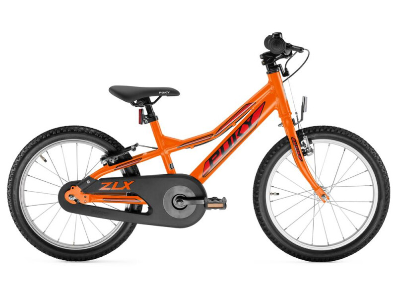 Puky ZLX 18-1F Alu racing orange