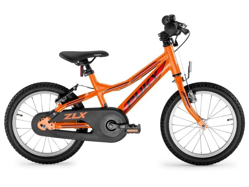 Puky ZLX 16-1F Alu racing orange