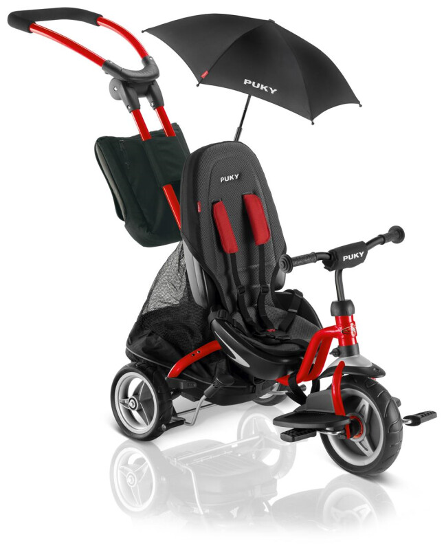Puky CAT S6 rot Kinder / Jugend