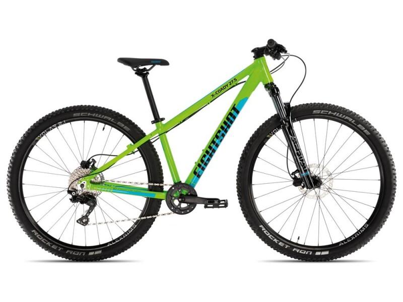 Eightshot X-COADY 275 Race green/blue