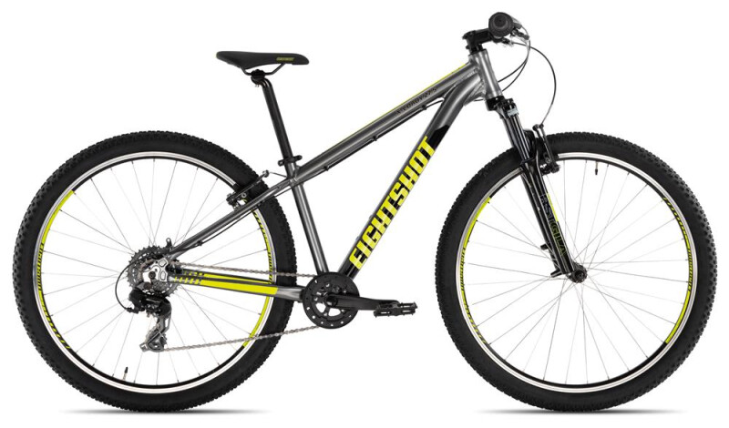 Eightshot X-COADY 275 FS grey/yellow
