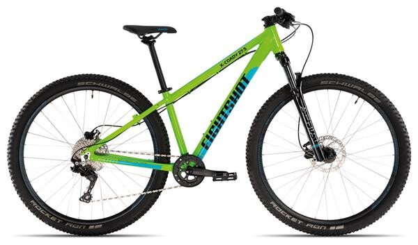 EIGHTSHOT - X-COADY 275 Disc green/blue