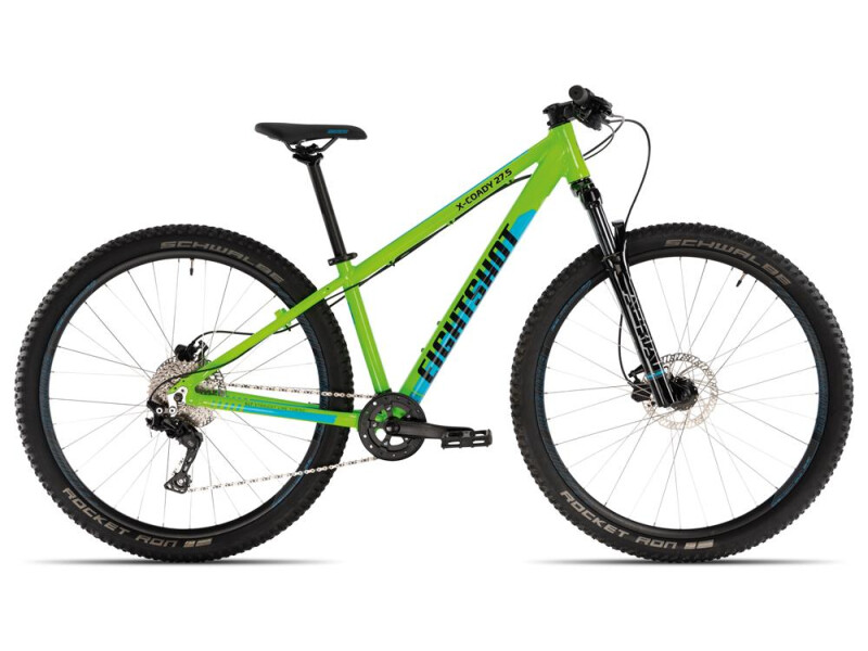 Eightshot X-COADY 275 Disc green/blue