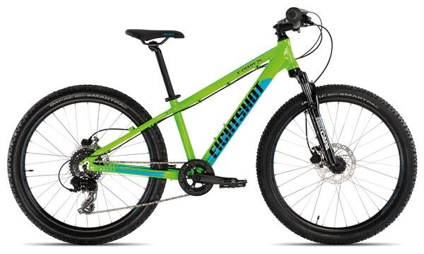 EIGHTSHOT - X-COADY 24 Disc green/blue