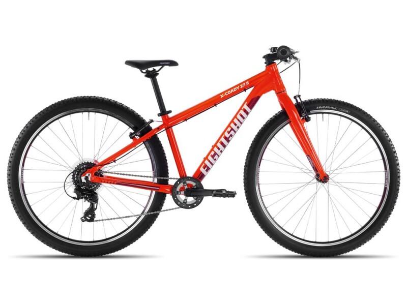 Eightshot X-COADY 275 SL orange/red/white