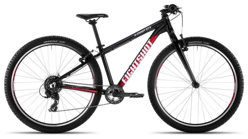 Eightshot X-COADY 275 SL black/red/white Kinder / Jugend