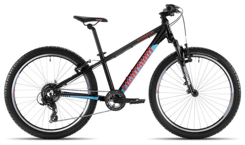 Eightshot X-COADY 24 FS black/blue/orange