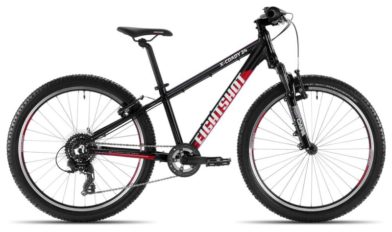 Eightshot X-COADY 24 FS black/red/white