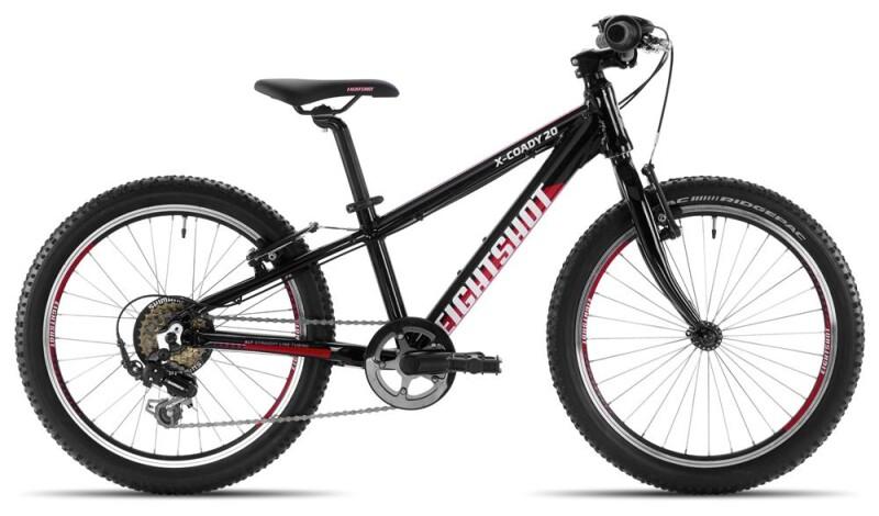 Eightshot X-COADY 20 black/red/white