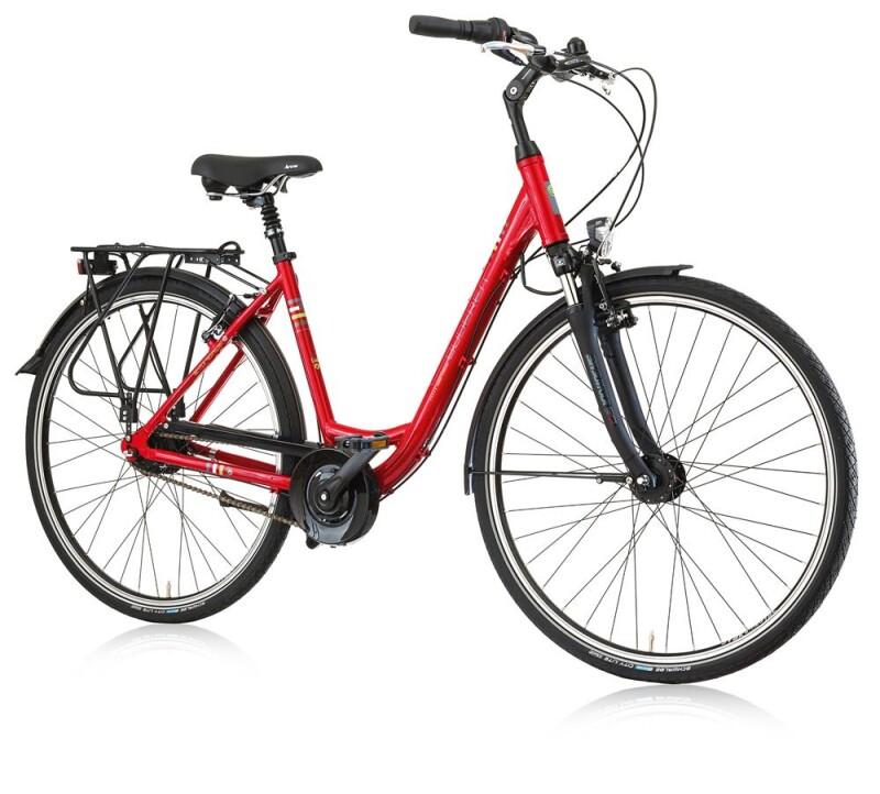 Gudereit Comfort 8.0 Citybike