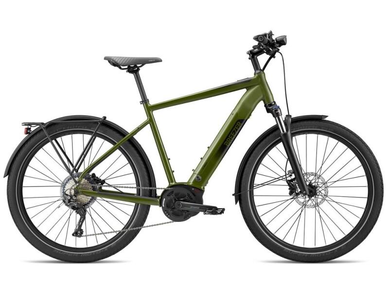 Breezer Bikes Powerwolf Evo SM +