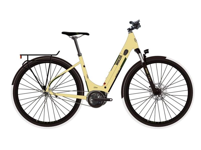Breezer Bikes Powertrip Evo IG 1.3+ LS