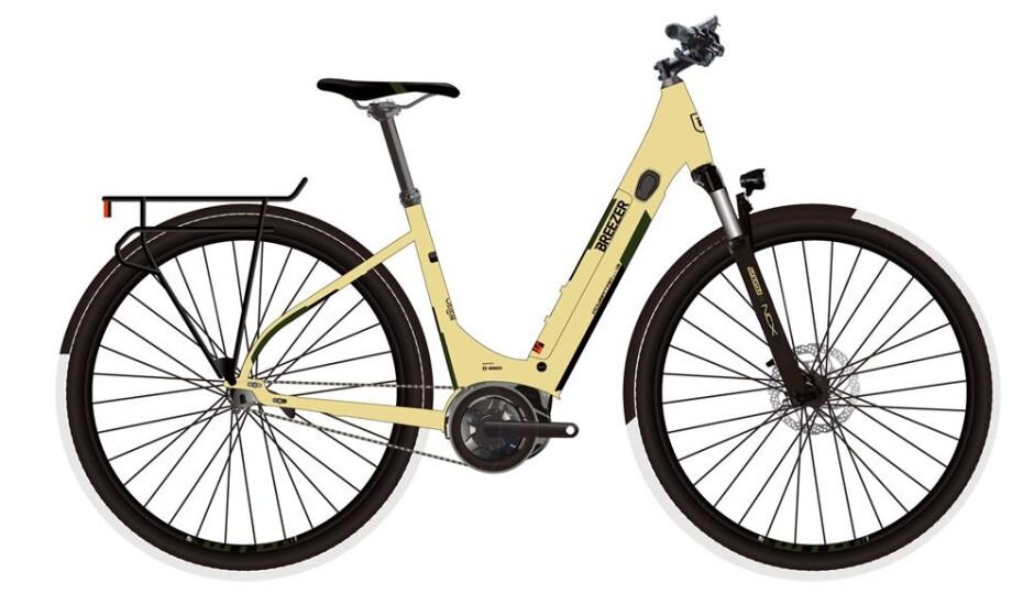 Breezer BikesPowertrip