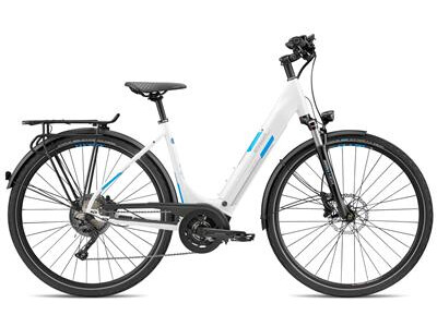 Breezer Bikes POWERTRIP EVO 1.3+ LS e-Bike Wave