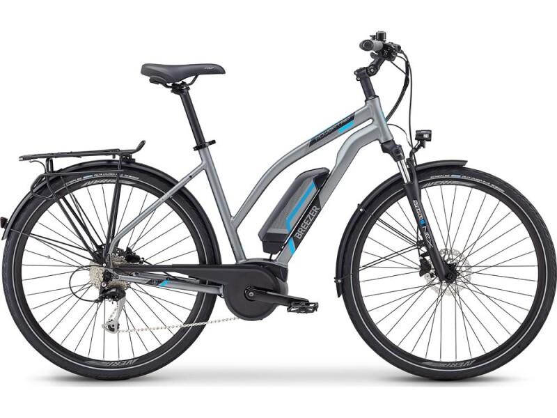 Breezer Bikes Power Trip + ST