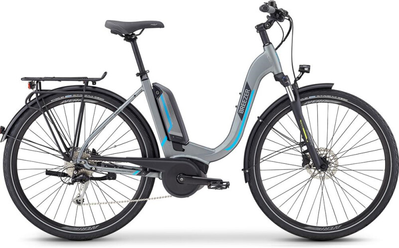 Breezer Bikes Powertrip 1.1IG + LS