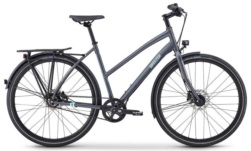 Breezer Bikes Beltway 8+ ST