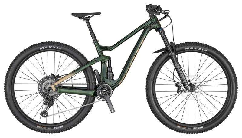 Scott Contessa Genius 910 Mountainbike
