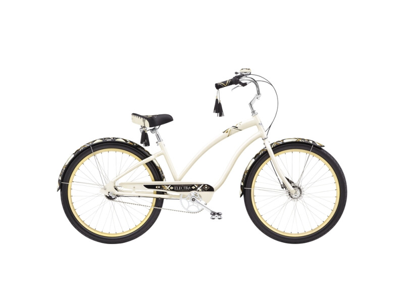 Electra Bicycle Zelda 3i Step-Thru