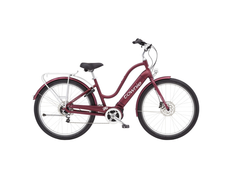 Electra Bicycle Townie Path Go! 5i Step-Thru