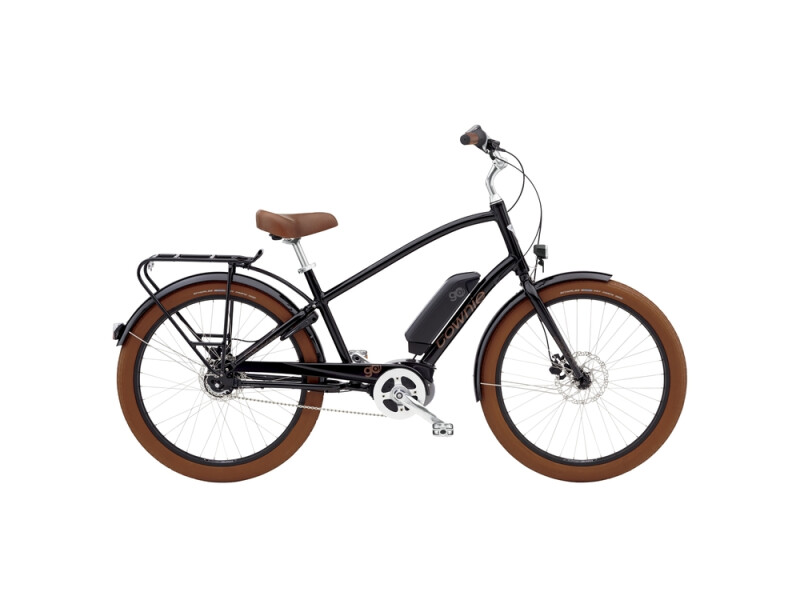 Electra Bicycle Townie Go! 8i