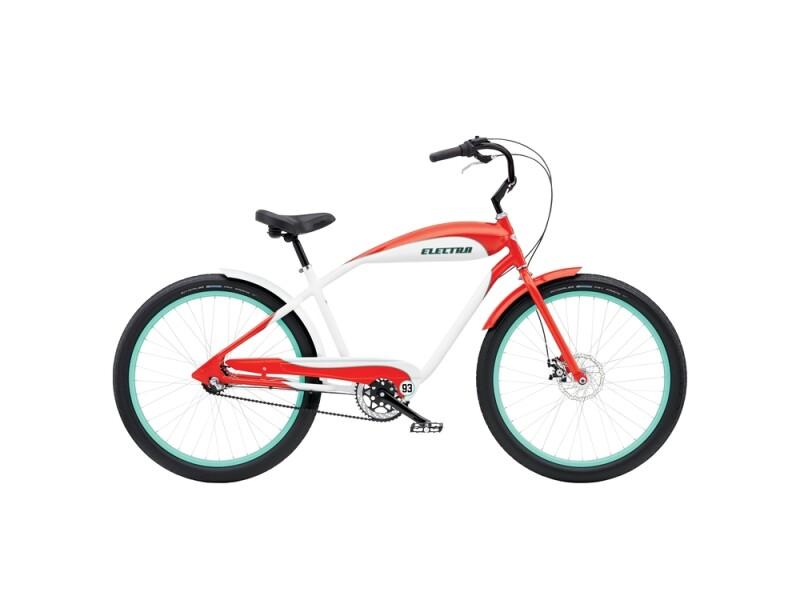 Electra Bicycle EBC '93 3i