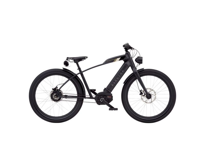 Electra Bicycle Café Moto Go! Men's