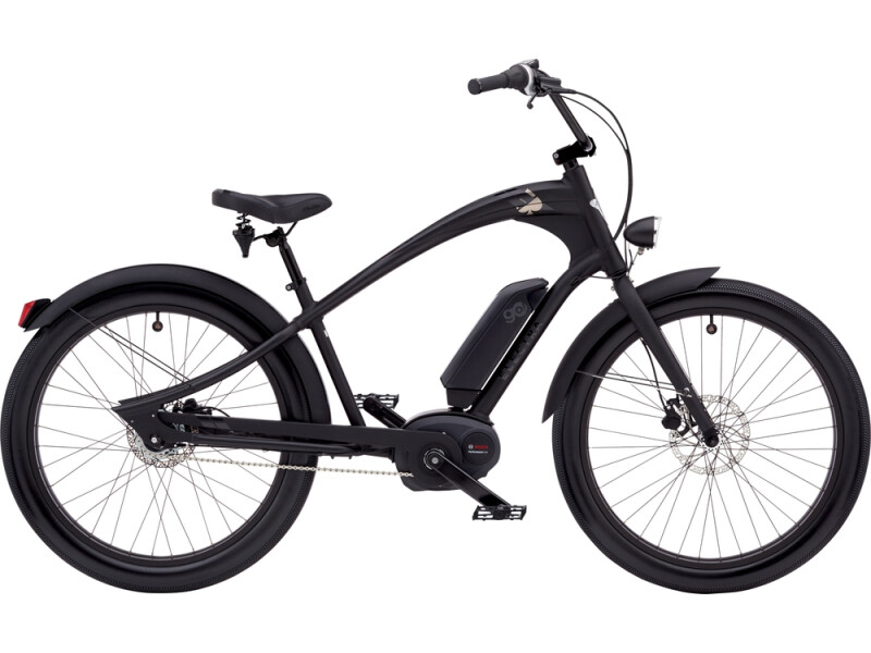 Electra Bicycle Ace Go! 8i Step-Over