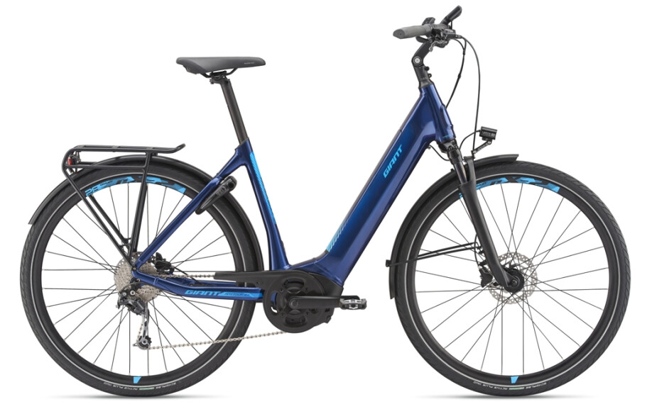 GIANT AnyTour E+ 2 LDS Deore 9/SyncDriveSport 80Nm-RH: 50cm