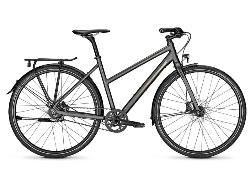 Raleigh NIGHTFLIGHT PREMIUM  diamondblack Trapez