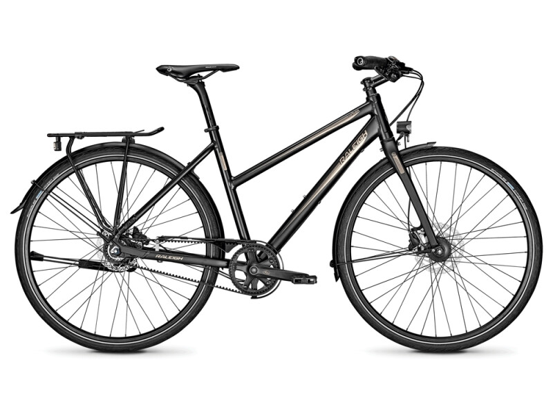 Raleigh NIGHTFLIGHT DLX magicblack Trapez