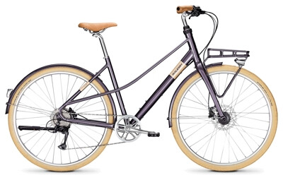 Raleigh HALIFAX 9 mystypurple Mixte