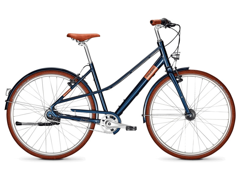 Raleigh HALIFAX 8 sydneyblue Mixte