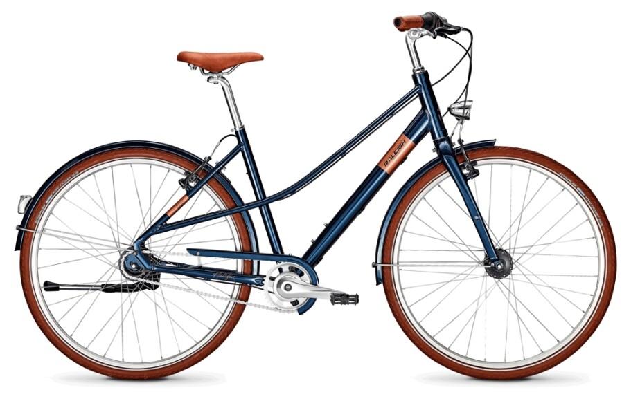 Raleigh Halifax 8 Blau
