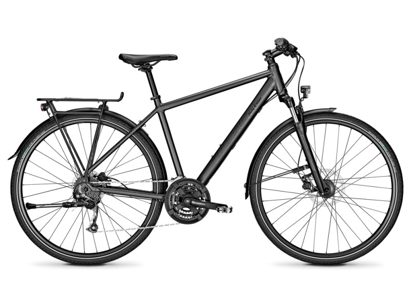 Raleigh RUSHHOUR LTD diamondblack Diamant