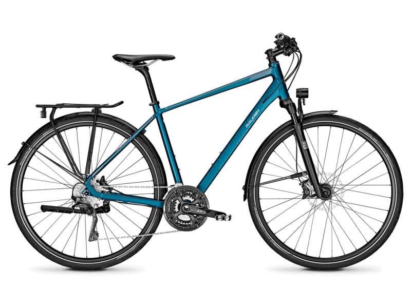 Raleigh RUSHHOUR 7.0 navyblue Diamant