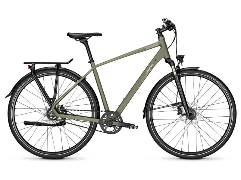 Raleigh RUSHHOUR 6.5 urbangreen Diamant