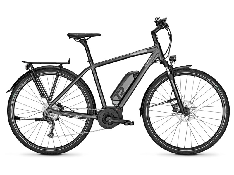 Raleigh STOKER 9 diamondblack Diamant