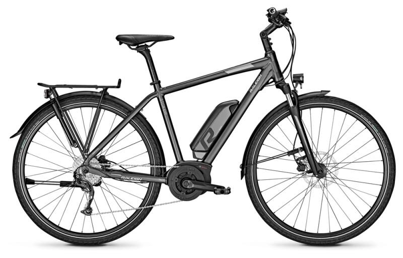 Raleigh STOKER 9 diamondblack Diamant E-Bike