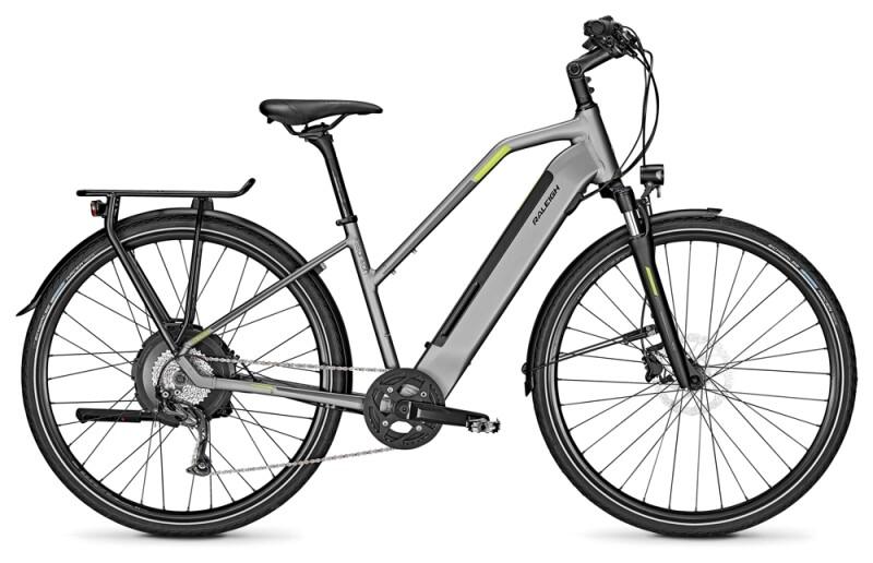 Raleigh STANTON 9 torontogrey Trapez E-Bike