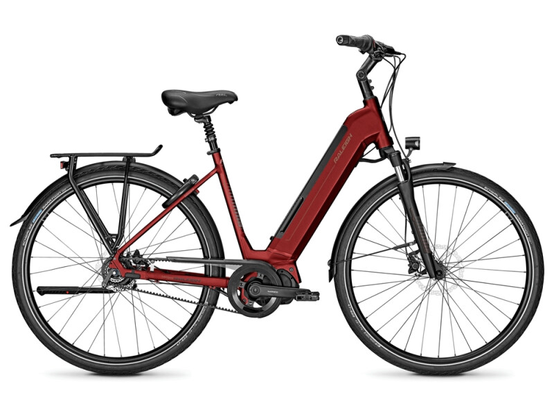 Raleigh SHEFFIELD PREMIUM winered Wave