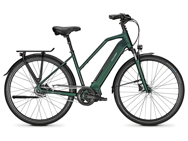 Raleigh SHEFFIELD 8 kombugreen Trapez