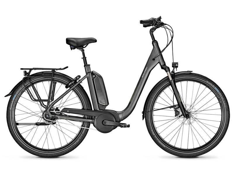Raleigh KINGSTON 8 XXL granitegrey Comfort