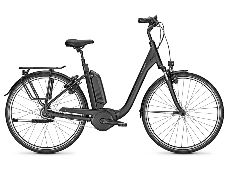 Raleigh KINGSTON 8 magicblack Comfort